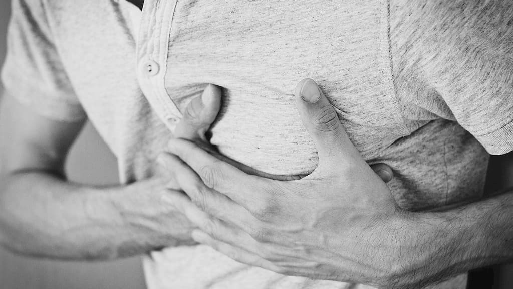 『プチ断食』のメリット2 :心臓病のリスク減少