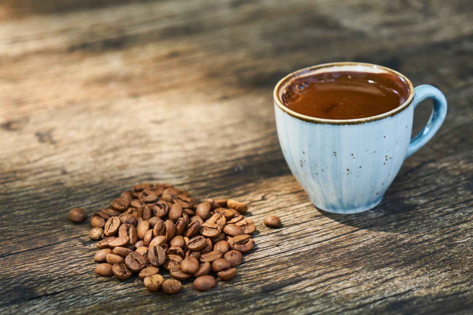 コーヒー 花粉症対策