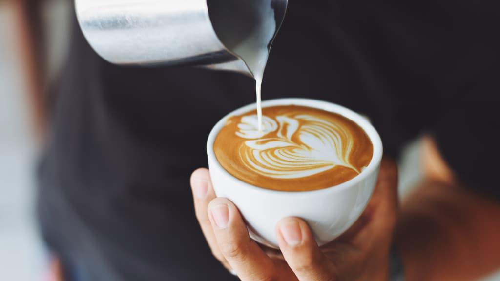おすすめの飲み物④:コーヒー