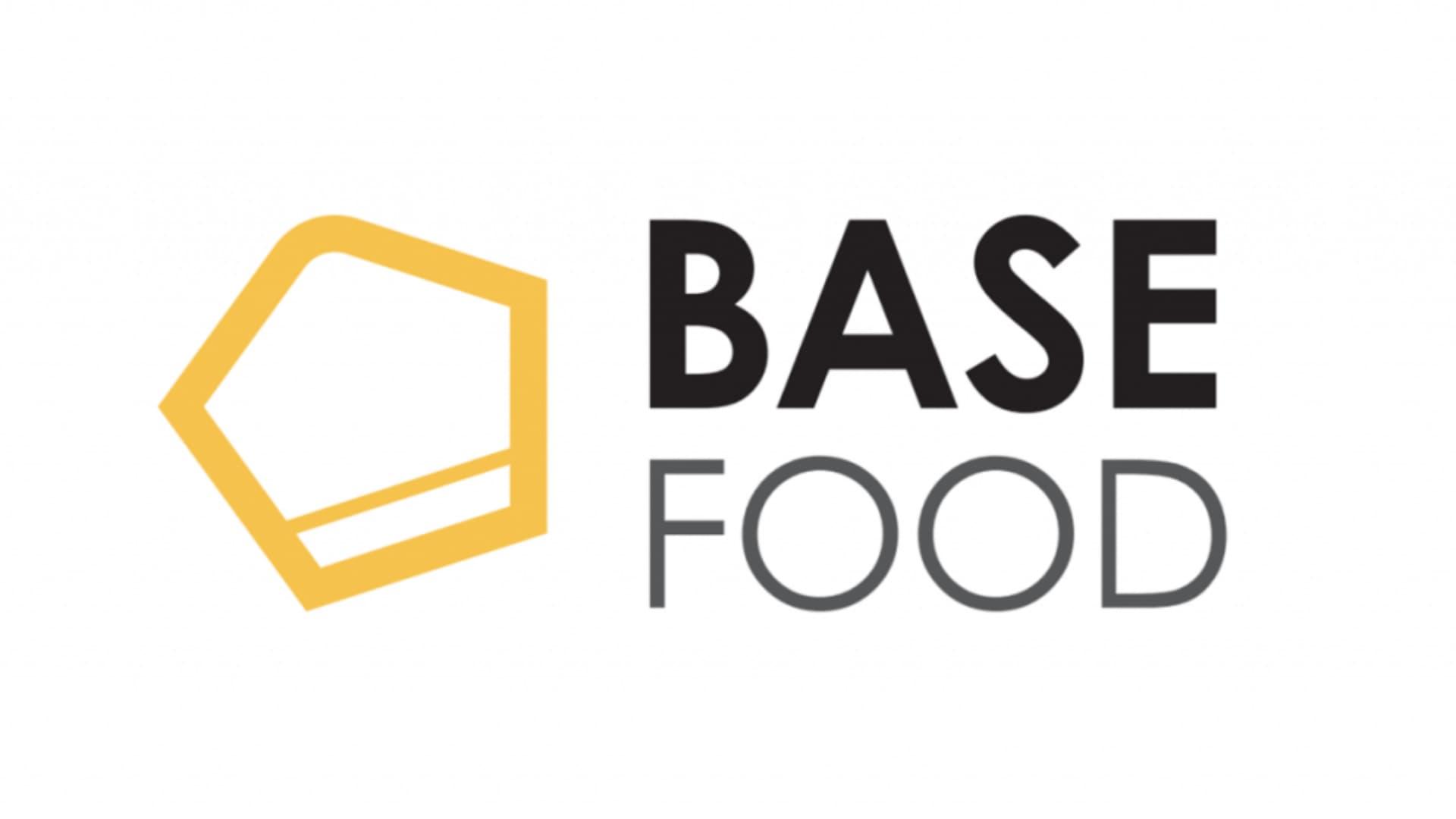 BASE FOOD株式会社 ロゴ