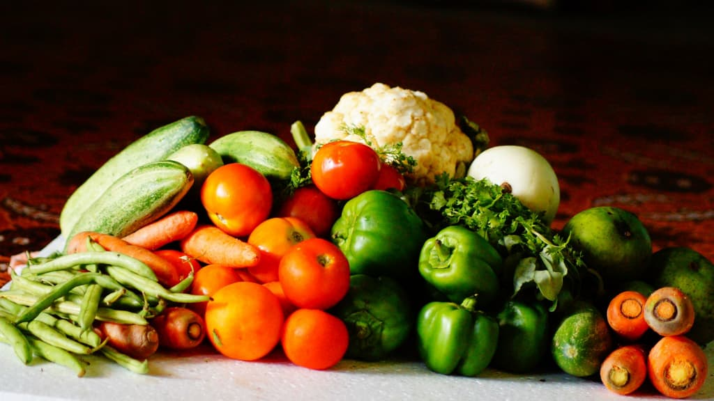 低GIの食品たち