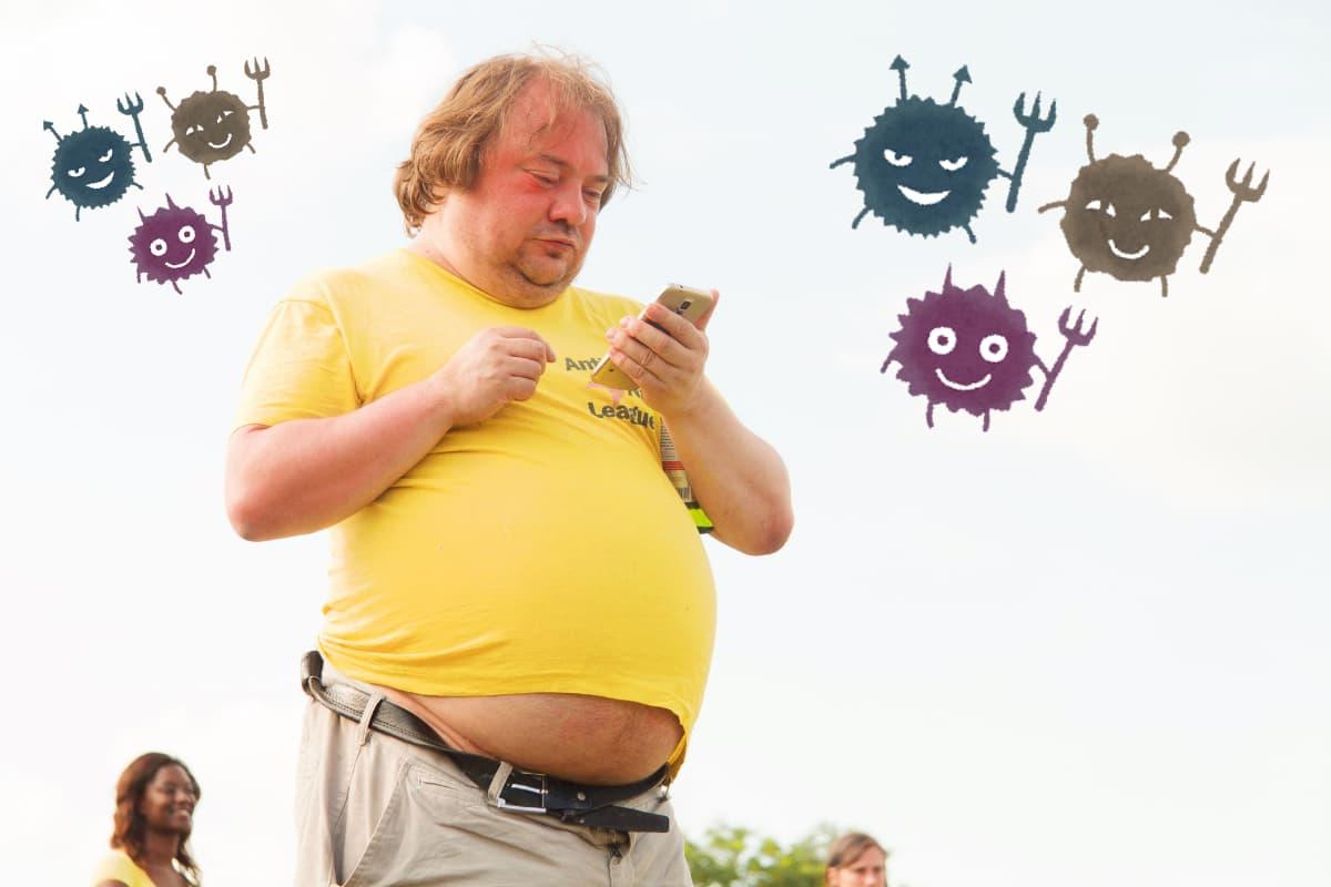 腸内細菌(デブ菌)と肥満