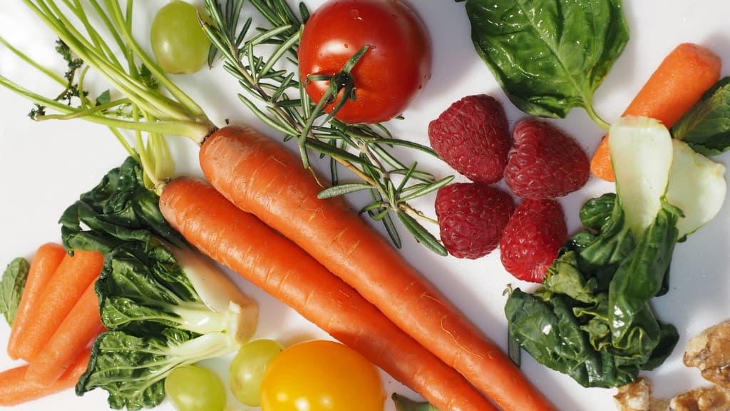 方法2:食物繊維と一緒に摂る