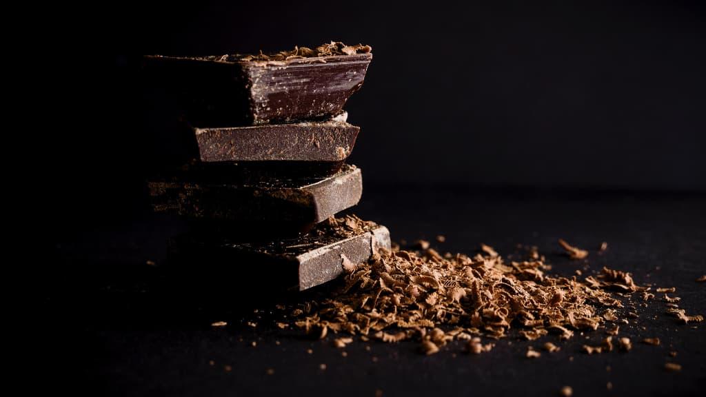 おすすめ食品:チョコレート