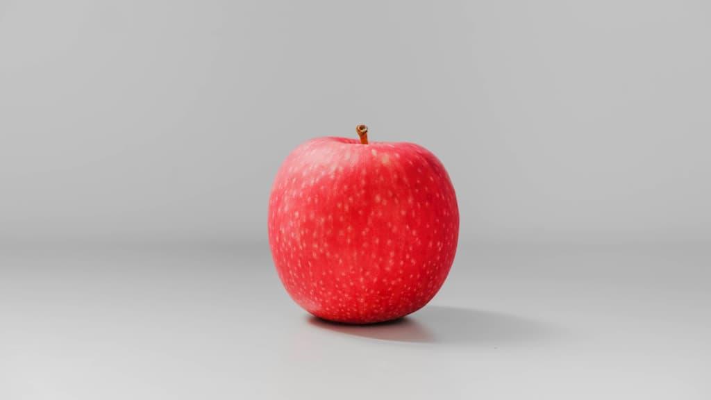 でも、オススメはリンゴ