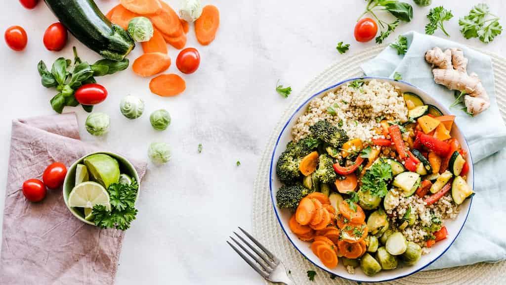 健康的な食事とは?地中海食の定義