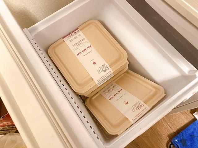 デメリット②:箱が大きいため収納しにくい