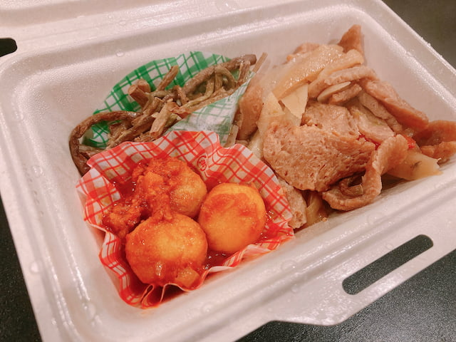 新メニュー④: 大豆ミートのしぐれ煮