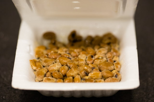 納豆を食べる時の注意点
