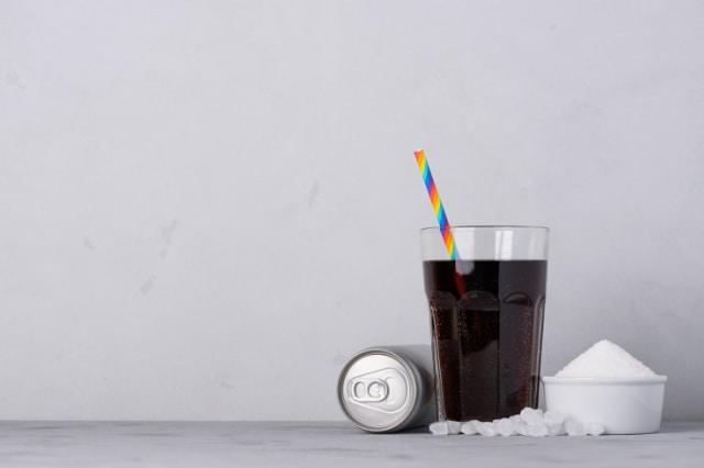 加糖飲料で体内の炎症が爆上がり?