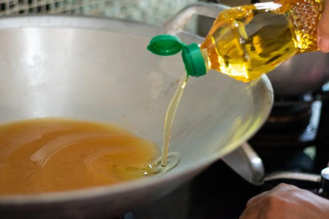 油の酸化と加熱の話