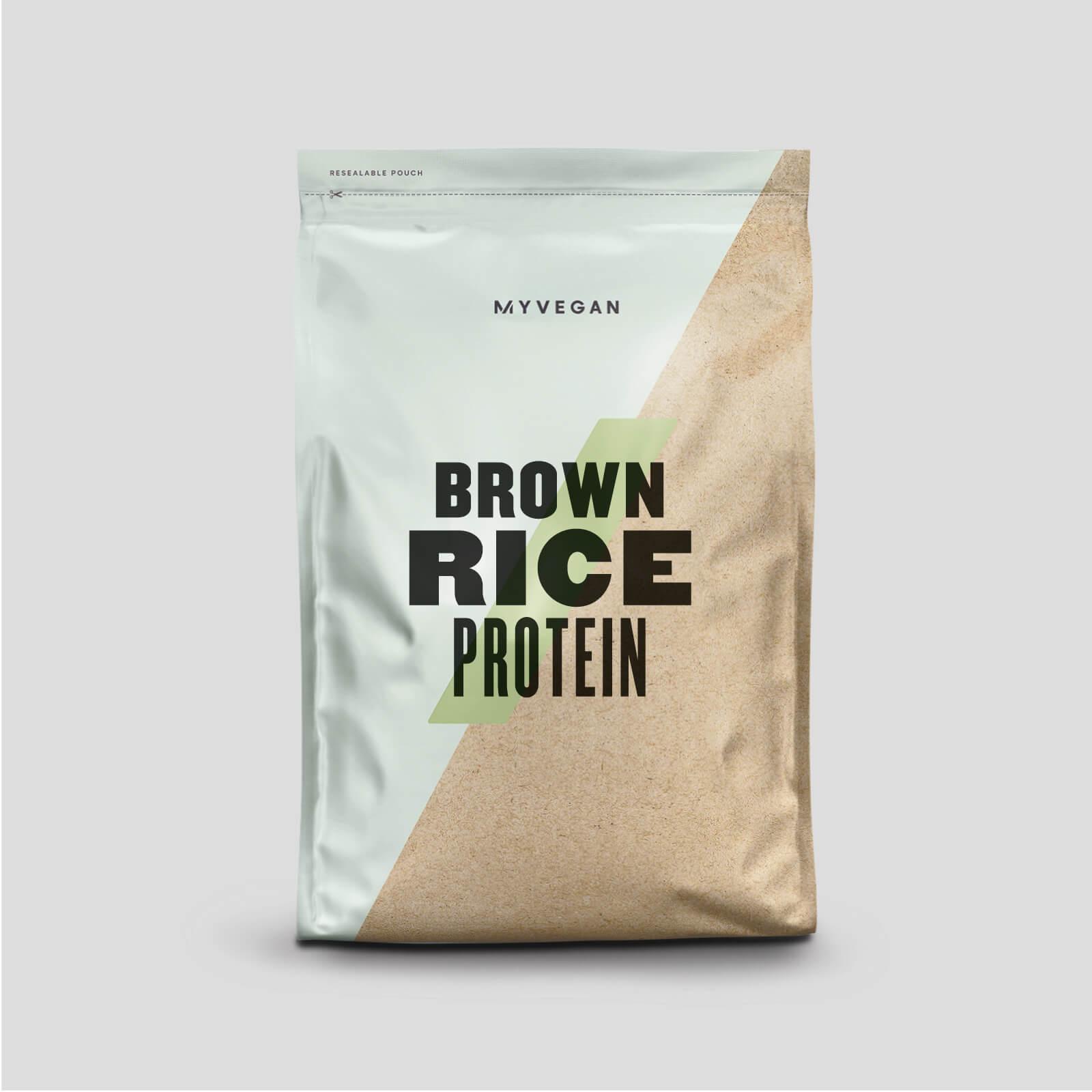 myproteinの玄米プロテイン