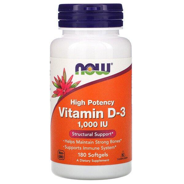 Now Vitamin D