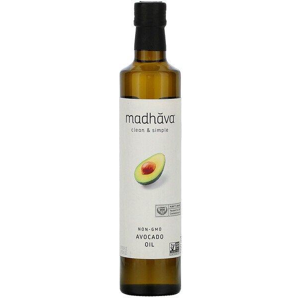 Madhava non-GMO Avocado Oil