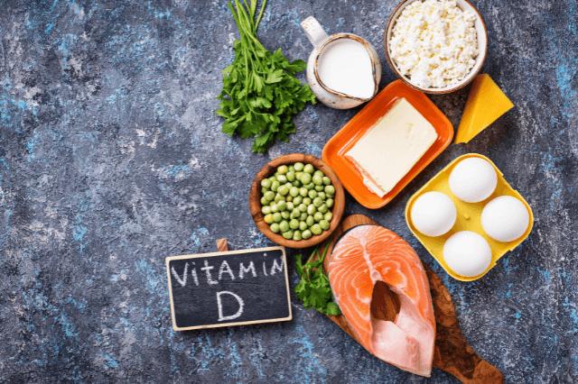 ビタミンDが豊富にあると良いこと