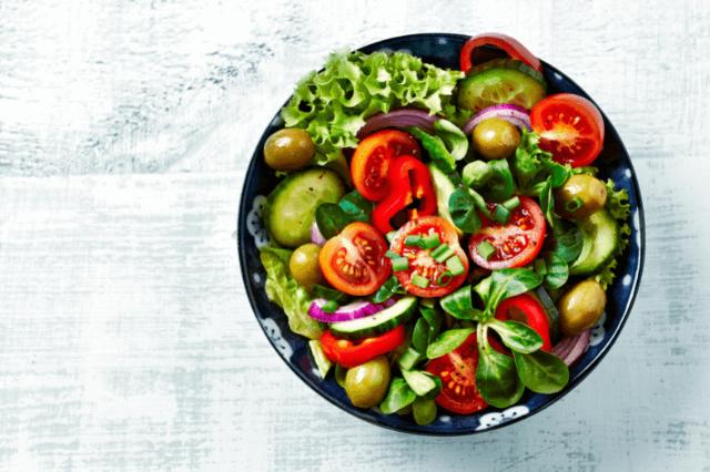 サラダの栄養吸収率を爆上げする方法