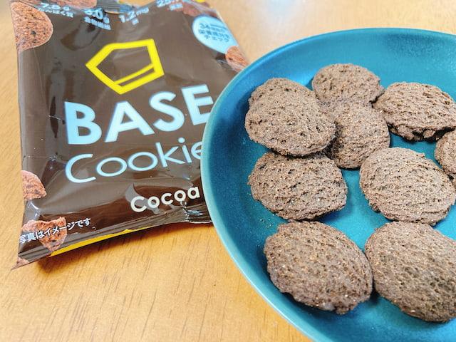 ベースクッキー(ココア)