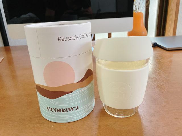 econawaのコーヒーカップを買ってみた感想